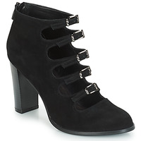 Shoes Women Mid boots André GAYA Black