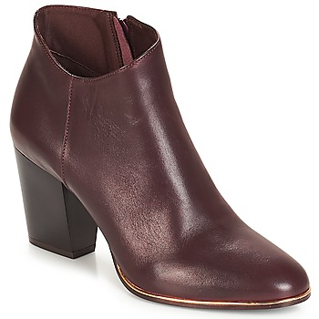 Shoes Women Ankle boots André RIKA Bordeaux