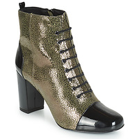 Shoes Women Ankle boots André CONGA Kaki