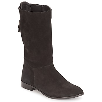 Shoes Women Boots André LOULOUTE Black