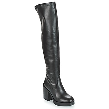 Shoes Women High boots André JESSY Black