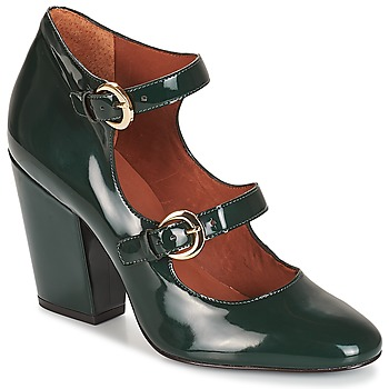 Shoes Women Court shoes André ANTONELLA Green