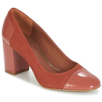 Shoes Women Court shoes André BRUNA Pink