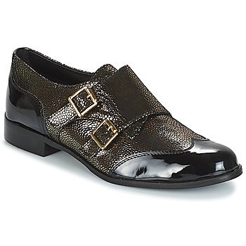 Shoes Women Derby shoes André SATURNE Gold