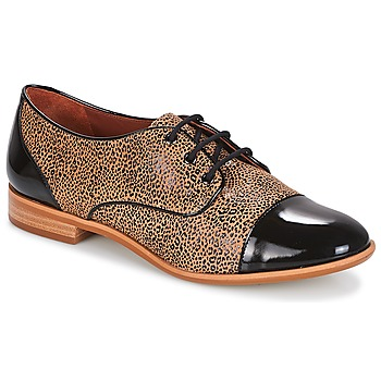 Shoes Women Derby shoes André VAUDOU Beige