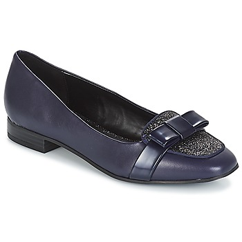 Shoes Women Loafers André ANNALISA Blue