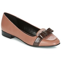 Shoes Women Loafers André ANNALISA Taupe