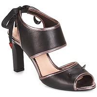 Shoes Women Sandals André NEVERLAND Black
