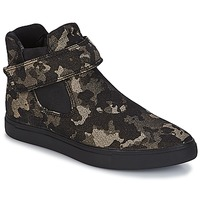 Shoes Women High top trainers André SKATE Black