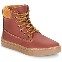 Shoes Women Mid boots André HUSSARD Brown