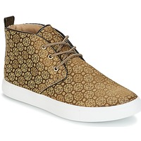 Shoes Women High top trainers André EMPEREUR Kaki