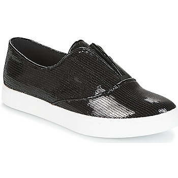 Shoes Women Low top trainers André COSMIQUE Black