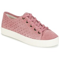 Shoes Women Low top trainers André STARLIGHT Pink