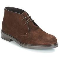 Shoes Men Mid boots André BOHEME Brown