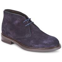 Shoes Men Mid boots André BOHEME Marine