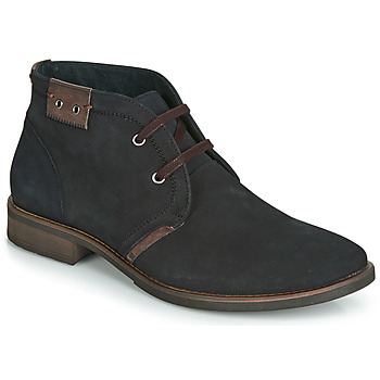 Shoes Men Mid boots André IMPERIAL Marine