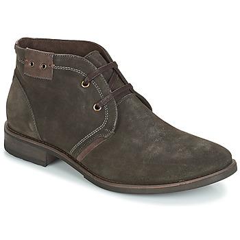 Shoes Men Mid boots André IMPERIAL Taupe