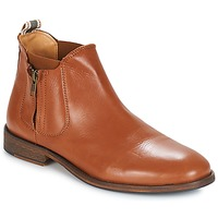 Shoes Men Mid boots André BARYTON Camel