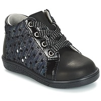 Shoes Girl Mid boots André POIS Black