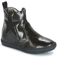 Shoes Girl Mid boots André FURY Black