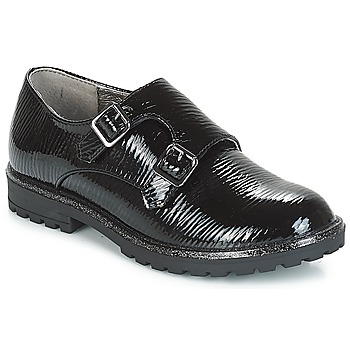 Shoes Girl Derby shoes André MONK Black