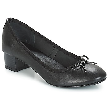 Shoes Women Ballerinas André POETESSE Black