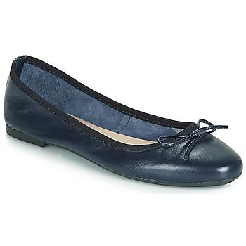 Shoes Women Ballerinas André PIETRA Marine