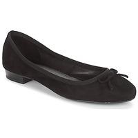 Shoes Women Ballerinas André CINDY Black