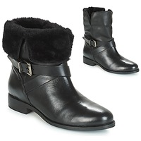 Shoes Women Mid boots André TRIO Black