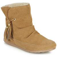 Shoes Women Mid boots André TATANKA Brown