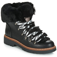 Shoes Women Mid boots André TABULAE Black