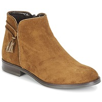 Shoes Women Mid boots André BILLY Brown