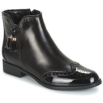 Shoes Women Mid boots André ALINA Black