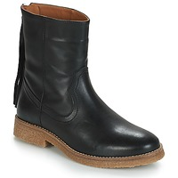 Shoes Women Mid boots André THEO Black