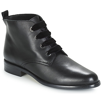 Shoes Women Mid boots André THAO Black