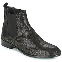 Shoes Women Mid boots André AGRIA Black