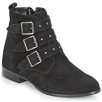Shoes Women Mid boots André TIRA Black