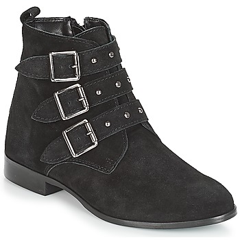 Shoes Women Mid boots André TIRA Black