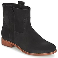 Shoes Women Mid boots André TITAINE Black