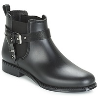 Shoes Women Mid boots André THAMES Black