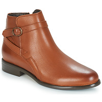 Shoes Women Mid boots André TACOS Brown