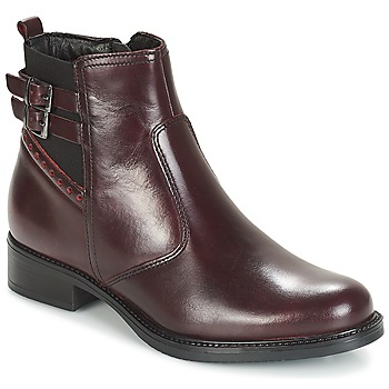 Shoes Women Mid boots André CARLIN Bordeaux