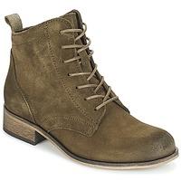 Shoes Women Mid boots André GODILLOT Green