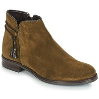 Shoes Women Mid boots André BILLY Green