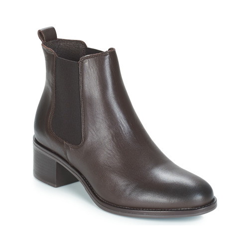 Shoes Women Ankle boots André CRUMBLE Brown