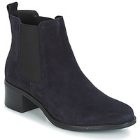 Shoes Women Ankle boots André CRUMBLE Marine