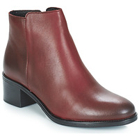 Shoes Women Ankle boots André CREDO Red