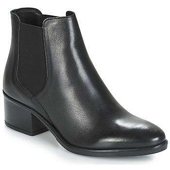 Shoes Women Mid boots André TRIUMPHA Black