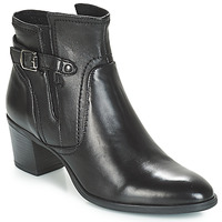 Shoes Women Mid boots André CALFA Black
