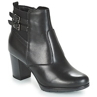 Shoes Women Mid boots André CARACAL Black